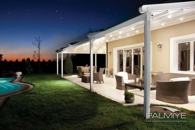 pergola and roof systems