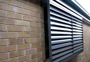 aluminium screening privacy screens